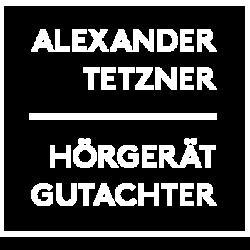 Alexander Tetzner * Hörgerätakustik-Meister